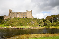 Dunvegan Castle, Scotland Royalty Free Stock Image