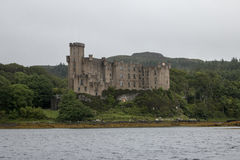 Dunvegan castle royalty free stock photography