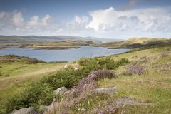 Dunvegan, Isle of Skye, Scotland Royalty Free Stock Image