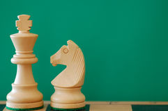 Duo Chess Royalty Free Stock Photos