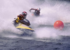 Duo de Jetski Photo stock