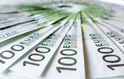 Dużo pieniądze Zdjęcia Stock