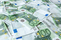 Dużo pieniądze Fotografia Stock