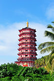 Duobao Stupa 图库摄影
