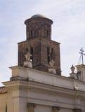 Duome de Salerno Images libres de droits