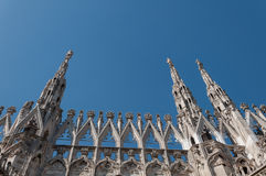 Duomo Μιλάνο 6 Στοκ εικόνα με δικαίωμα ελεύθερης χρήσης