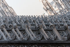 Duomo Μιλάνο 10 Στοκ Φωτογραφία