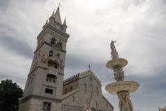 Duomo της Σάντα Μαρία Assunta Στοκ Εικόνες
