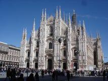 Duomo του Μιλάνου Στοκ Εικόνα