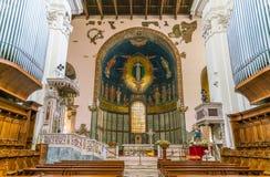 Duomo του Σαλέρνο, Campania, Ιταλία Στοκ Εικόνες