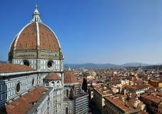 duomo Φλωρεντία Ιταλία εκκλη& στοκ φωτογραφία με δικαίωμα ελεύθερης χρήσης