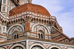 duomo Φλωρεντία Ιταλία καθεδρικών ναών στοκ εικόνες