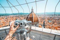 duomo Φλωρεντία στοκ φωτογραφία με δικαίωμα ελεύθερης χρήσης