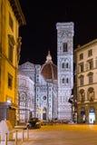 Duomo в Флоренсе - Италии стоковое фото