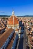 Duomo в Флоренсе - Италии стоковое изображение rf
