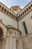 Duomo Сан Vigilio в Trento, Италии Стоковые Фото