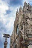 Duomo Сиены, Тосканы, Италии Стоковое Изображение