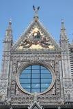 Duomo #3 Сиены Стоковое Фото