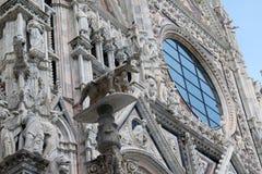 Duomo #5 Сиены Стоковая Фотография