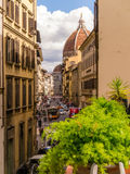 Duomo Флоренса Стоковое Изображение RF