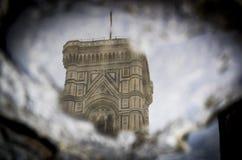 Duomo, Флоренс, Италия Стоковое фото RF