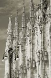 Duomo. Royalty Free Stock Images