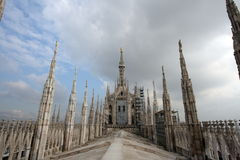 Duomo stock afbeeldingen