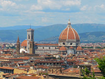 Duomo Στοκ εικόνες με δικαίωμα ελεύθερης χρήσης