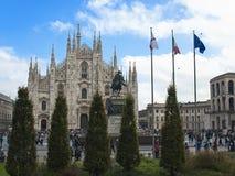 Duomo Στοκ φωτογραφία με δικαίωμα ελεύθερης χρήσης