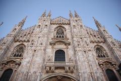 Duomo stockfotos