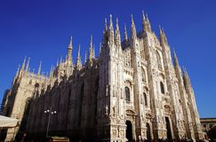 Duomo Royalty Free Stock Photo