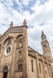 Duomo av Crema Royaltyfri Foto