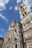 Duomo av Florence Arkivfoton