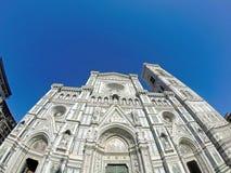 Duomo av Florence, Italien arkivbilder