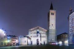 Duomo and Baptistery, Parma Royalty Free Stock Image