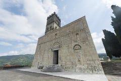 Duomo Barga Zdjęcie Stock