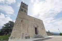 Duomo of Barga Royalty Free Stock Image