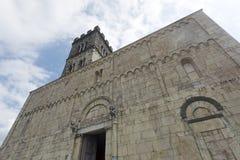 Duomo of Barga Royalty Free Stock Images