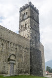 Duomo of Barga Stock Photo