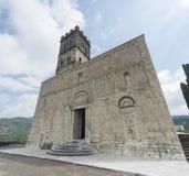 Duomo of Barga Stock Images