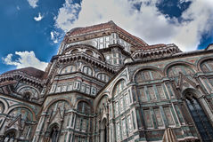 Duomo Basilica di Santa Maria del Fiore Florence Firenze Tuscany Italy Royalty Free Stock Image