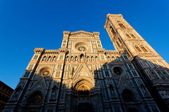 Duomo Basilica di Santa Maria del Fiore Florence Firenze Tuscany Italy Royalty Free Stock Photo
