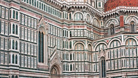 Duomo basilica Florence, Italy Royalty Free Stock Images