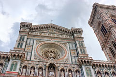 Duomo basilica in Florence, Italy Stock Photo