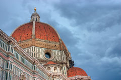 Duomo basilica in Florence, Italy Royalty Free Stock Photo