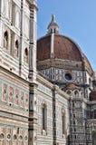 Duomo - basilica santa maria del fiore Stock Images