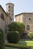 Duomo Campanile of Ravenna Royalty Free Stock Images