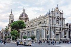Duomo - Catania Stock Images