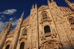 Duomo Cathedral Stock Images