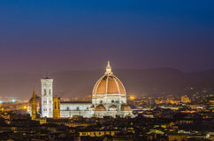 Duomo Cathedral Stock Photography